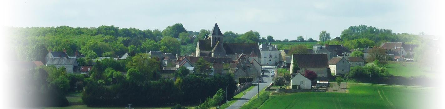 Charnizay Bourg